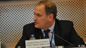 Michel Geurts European External Action Service