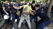 بحران تشکیل دولت در یونان زمینهساز خشونتهای زیادی بود