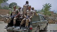 Pakistan will offenbar Blockade des NATO-Nachschubs beenden