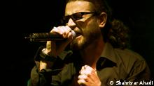 ***Achtung: Nur zur mit Shahriyar Ahadi abgesprochenen Berichterstattung verwenden!*** Wikipedia: Shahin Najafi (persisch شاهین نجفی, DMG Šāhīn Naǧafī; * 10. September 1980 in Bandar-e Anzali, Iran) ist ein iranischer Sänger/Songwriter, Rapper und Gitarrist mit derzeitigem Wohnsitz in Deutschland. *** undatiert, eingestellt im Mai 2012