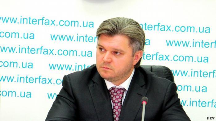 Министр экологии Украины Эдуард Ставицкий