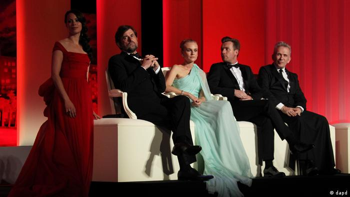 Frankreich Filmfestival Cannes 2012