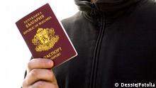 Pass Ausweis Reisepass Personalausweis