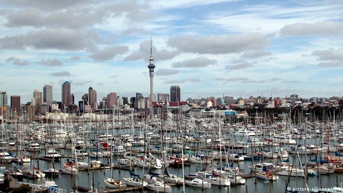 Neuseeland Auckland (picture-alliance/dpa)