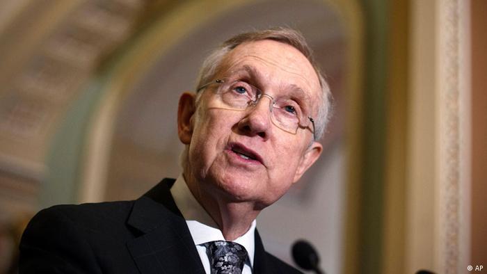هری رید، رهبر فراکسیون دمکراتها در مجلس سنای آمریکا