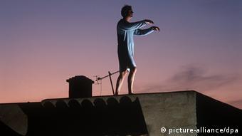 Nur wenige Schlafwandler finden den Weg aufs Dach