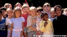Kinder Symbolbild Multikulti