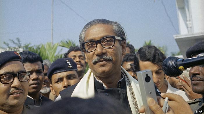 Sheik Mujibur Rahman (AP)
