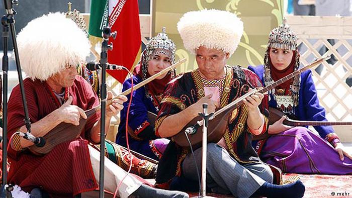 Musiker Mahtumgoly Faraghi Magtymguly Pyragy
