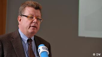 Friedrich Naumann Vakfı Türkiye Temsilcisi Dr. Ronald Meinardus
