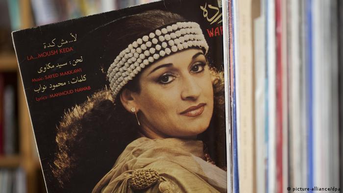 Algerische Sängerin Warda La Moush Keda