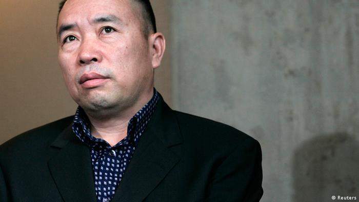 Lai Changxing has been sentenced to life in prison for smuggling. REUTERS/Lyle Stafford/Files (CANADA - Tags: CRIME LAW)