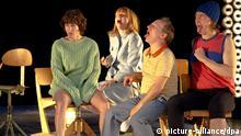 Theatertreffen 2012 Gesäubert/Gier/4.48 Psychose