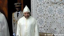 Marokko König Verfassung Kompetenz Regierung