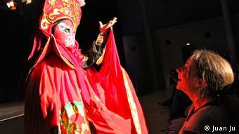 Bildergalerie Tanz Ost Tanz West