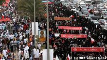 Proteste in Bahrain