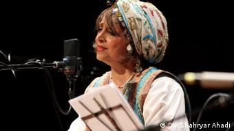 سیما بینا، چهره برجسته موسیقی ملی ایران