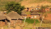 Wahlen in Lesotho Afrika