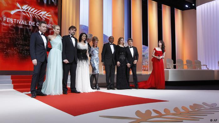 هیآت ژوری جشنواره سینمایی کن در سال ۲۰۱۲