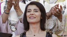 هیام عباس، فیلمساز فلسطینی