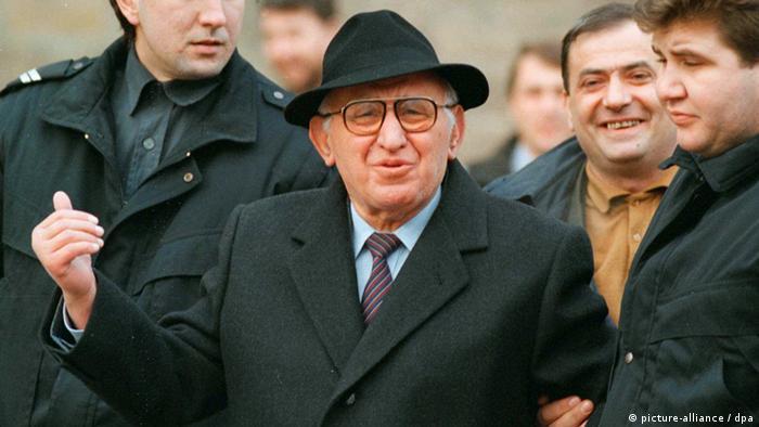 Todor Schiwkow regierte Bulgarien mehr als drei Jahrzehnte lang