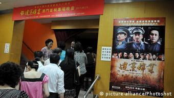 China Kino Kinobesucher