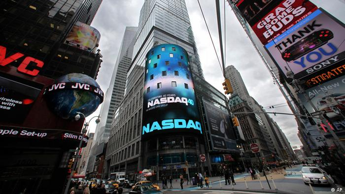 Nasdaq in New York, Source: ddp images/AP Photo