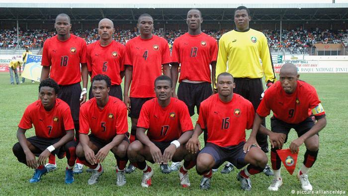 Seleção de futebol moçambicana