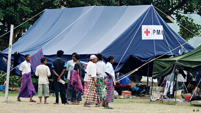 Rohingya in Bangladesch (AP)