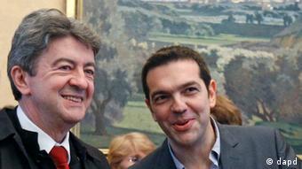 PK in Paris Alexis Tsipras