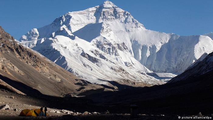 A German climber has died on Mount Everest in Nepal, the second in a week. Four climbers died on their ascent from the summit on May 20th. Experts blame adverse weather conditions