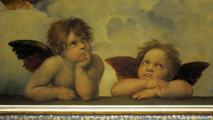 Ангелочки стали любимым мотивом для маркетинга