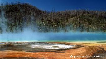 Wyoming Grand Prismatic Spring