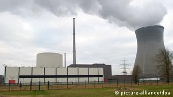 Grundremmingen power plant