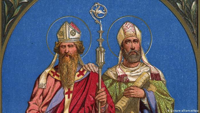 1.150 години од смртта на Свети Кирил