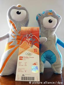 London 2012 Olympiade Tickets