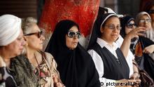 Ägypten Wahlen in Kairo