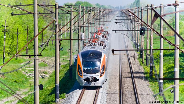 Zug Ukraine Fotolia (Leonid Andronov/Fotolia)