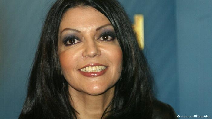Sängerin Samira Said