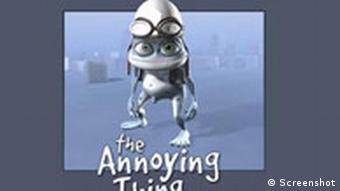 BdT: Screenshot: Crazy Frog