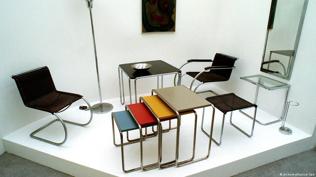 Geniale Köpfe: Bauhaus-Ideen werden zu Design-Ikonen | Kunst ...