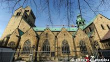 Sanierung des Doms in Hildesheim