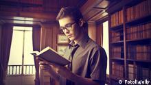 University library © olly #40158476