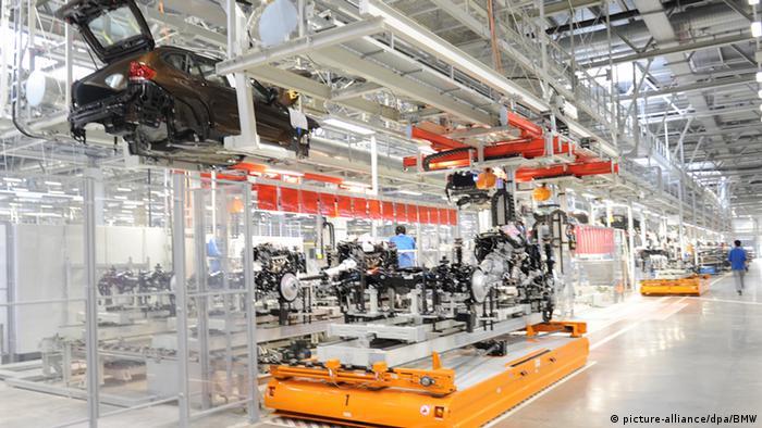 Завод BMW в Шэньяне производит внедорожники Х1