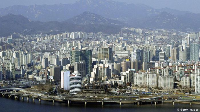 Seoul Südkorea Stadtansicht Panorama (Getty Images)