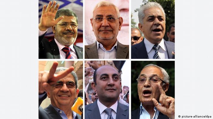 Ägypten Wahlen