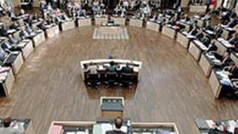 Bundesrat stimmt über EU-Verfassung ab, Ratifizierung