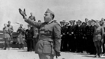 General Francisco Franco Spanien Dikator (AP)