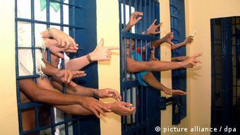 Gefängnisse in Brasilien