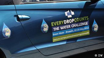 Green Week, every drop counts